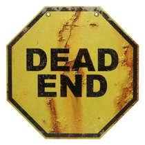 Placa MDF Dead End