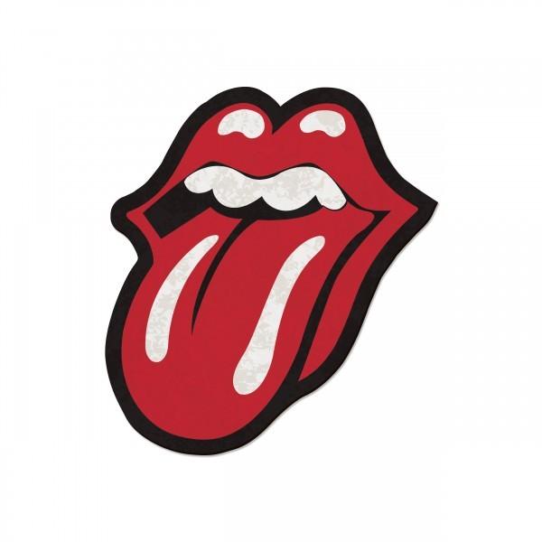 Armario Para Banheiro Feito De Caixote ~ Placa MDF Rolling Stones 20 x 17,8 cm