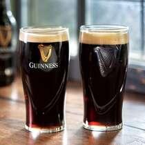 Kit 2 Copos Cerveja Guinness - 510 ml