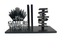 Aparador de Livros MDF e Laca - Game Of Thrones