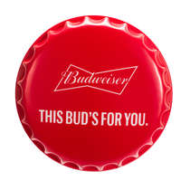 Luminoso Budweiser - This Bud's for you - 40cm