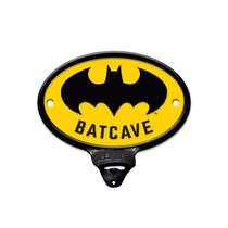 Abridor de Garrafa Batman Batcave – Amarelo e Preto