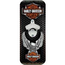Abridor de Garrafa - Harley Davidson
