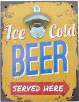 Abridor de Garrafa - Ice Cold Beer