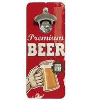 Abridor de Garrafa - Premium Beer