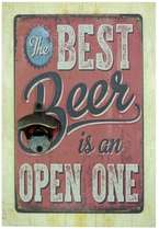 Abridor de Garrafa - The Best Beer