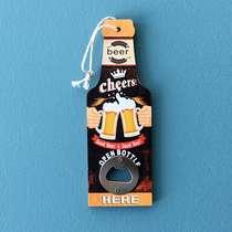Abridor de Garrafas Cheers - 7x20 cm
