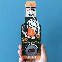 Abridor de Garrafas - Best Beer - 7x20 cm