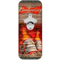 Abridor de Garrafa - Budweiser