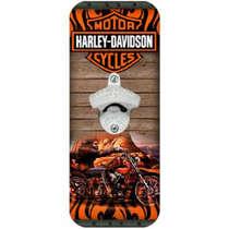Abridor de Garrafas - Harley Davidson