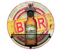 Abridor de garrafa c/ dispenser -Beer