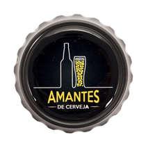 Abridor de garrafa com imã - Amantes de Cerveja