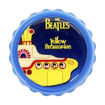 Abridor de garrafa com imã - The Beatles - Azul