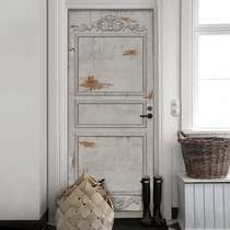 Adesivo para porta - Antique