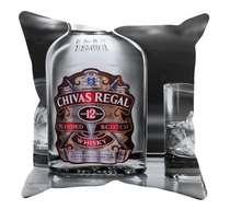 Almofada Chivas Regal - 45x45cm - Almofada + Capa