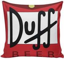 Almofada Duff - 40x40cm -  Almofada + Capa