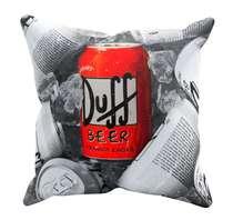 Almofada Duff Beer- 45x45cm - Almofada + Capa