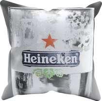 Almofada Heineken Glass - 45x45cm - Almofada + Capa