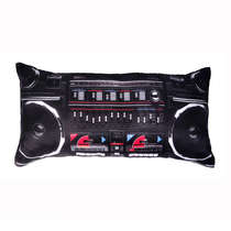 Almofada Microsystem - 40x20cm - Almofada + Enchimento