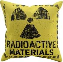 Almofada Radioactive - 45x45cm - Almofada + Capa