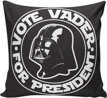Almofada Vader President - 40x40cm -  Almofada + Capa