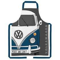 Avental Algodão Kombi - Volkswagen Coleção Oficial - 77 x 0,5 x 69cm