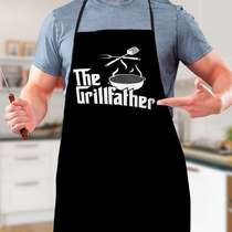 Avental - The Grillfather