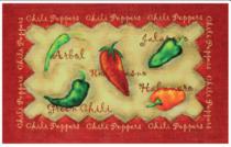 Tapete Chili - 50 x 80 cm