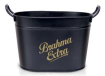 Balde Tina para cerveja Brahma Extra Black