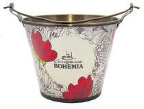 Balde para cerveja Bohemia - Coleção Nova