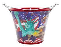 Balde para cerveja USA  - Coleção Nova