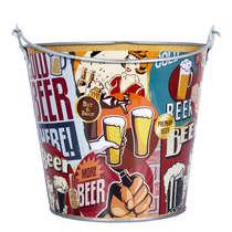 Balde para cerveja - Retrô