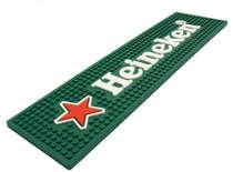Base para copo - Heineken Verde