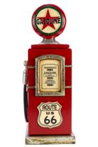 Bomba Gasolina Vintage  - 48 cm (A) Route 66 Gasoline