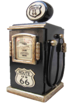 Bomba Gasolina Vintage  - 45cm (P) Route 66