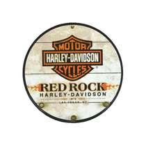 Cabideiro Harley Davidson - Red Rock