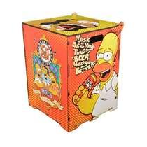 Caixa baú organizadora - Homer Duff