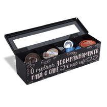 Porta cápsulas de café de mesa - Mais Café