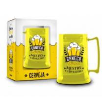 Caneca Cerveja Gel Congelante -  300ml - Cervejeiro