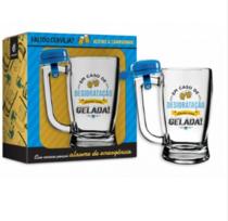 Caneca Cerveja Taberna Campainha - Desidratação 340 ml