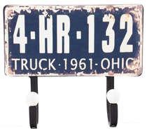 Cabideiro Metal Ohio - 20 x 23 cm