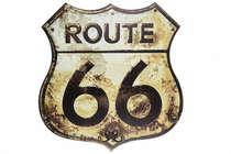 Cabideiro em MDF 2 ganchos - Route 66