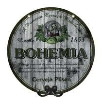 Cabideiro em MDF Bohemia - 28 cm de diâmetro