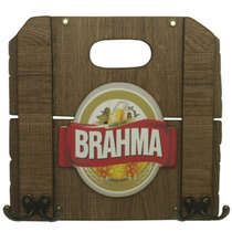 Cabideiro em MDF Brahma