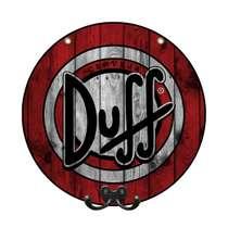 Cabideiro em MDF Duff - 28 cm de diâmetro