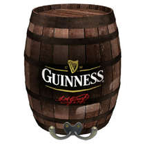 Cabideiro em MDF - Guinness