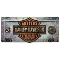 Cabideiro em MDF - Harley Davidson Motor Company