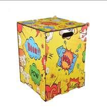 Caixa baú organizadora - Comics
