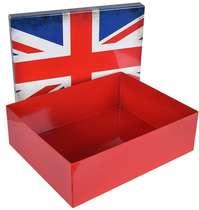 Caixa em metal - Reino Unido (P)