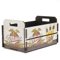 Caixote feira em MDF - Miller